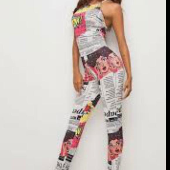 Shein jumpsuit size S